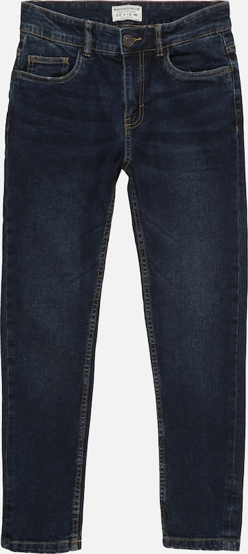 REVIEW FOR TEENS Jeans 'TB-19-D600TP' in blue denim, Produktansicht