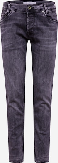 Pepe Jeans Jeans 'Spike' in grey denim: Frontalansicht