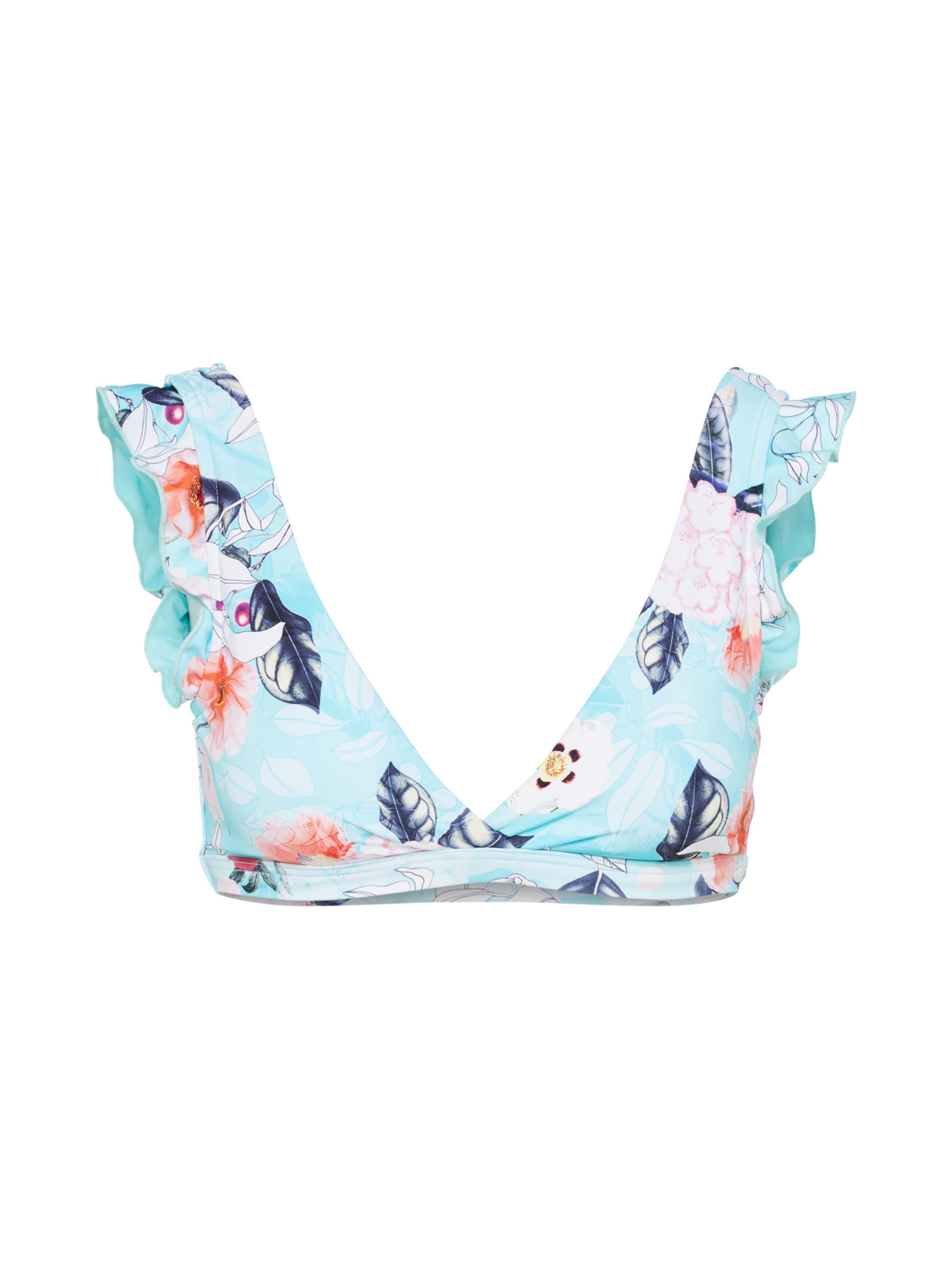 Niedrig Kosten Für Verkauf Spielraum Top-Qualität Seafolly Bikini Oberteil 'Wrap Front' Besuchen Zu Verkaufen Steckdose Truhe Gik3Zc1
