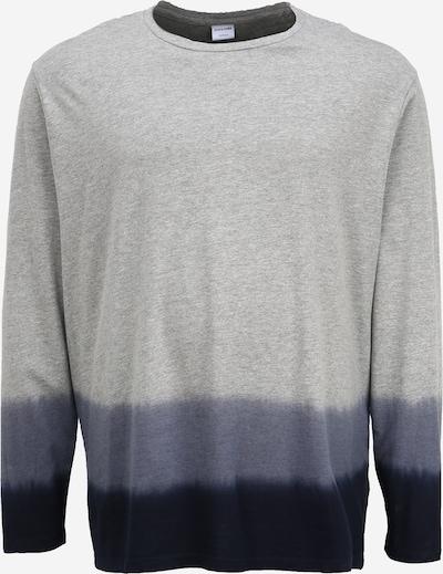 JACK & JONES Sweter 'ORSWAD' w kolorze granatowy / gołąbkowo niebieski / szarym, Podgląd produktu