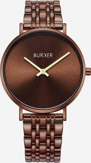 BURKER Watches Uhr Nancy Coffee in braun / dunkelbraun, Produktansicht