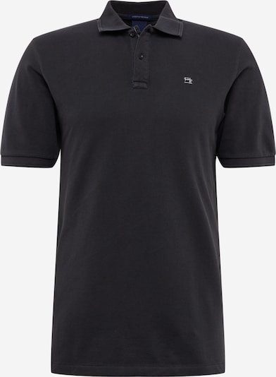 SCOTCH & SODA Poloshirt 'Classic cotton garment dyed polo' in anthrazit, Produktansicht
