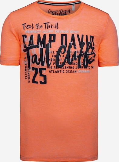 CAMP DAVID Särk oranž, Tootevaade