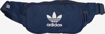 ADIDAS ORIGINALS Torbica za okrog pasu | temno modra / bela barva, Prikaz izdelka