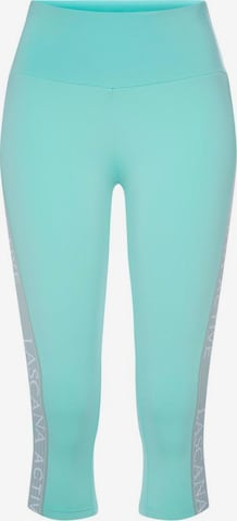 LASCANA ACTIVE Workout Pants in Blue
