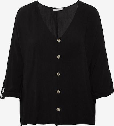 PIECES Bluse 'PCSANNE' in schwarz, Produktansicht