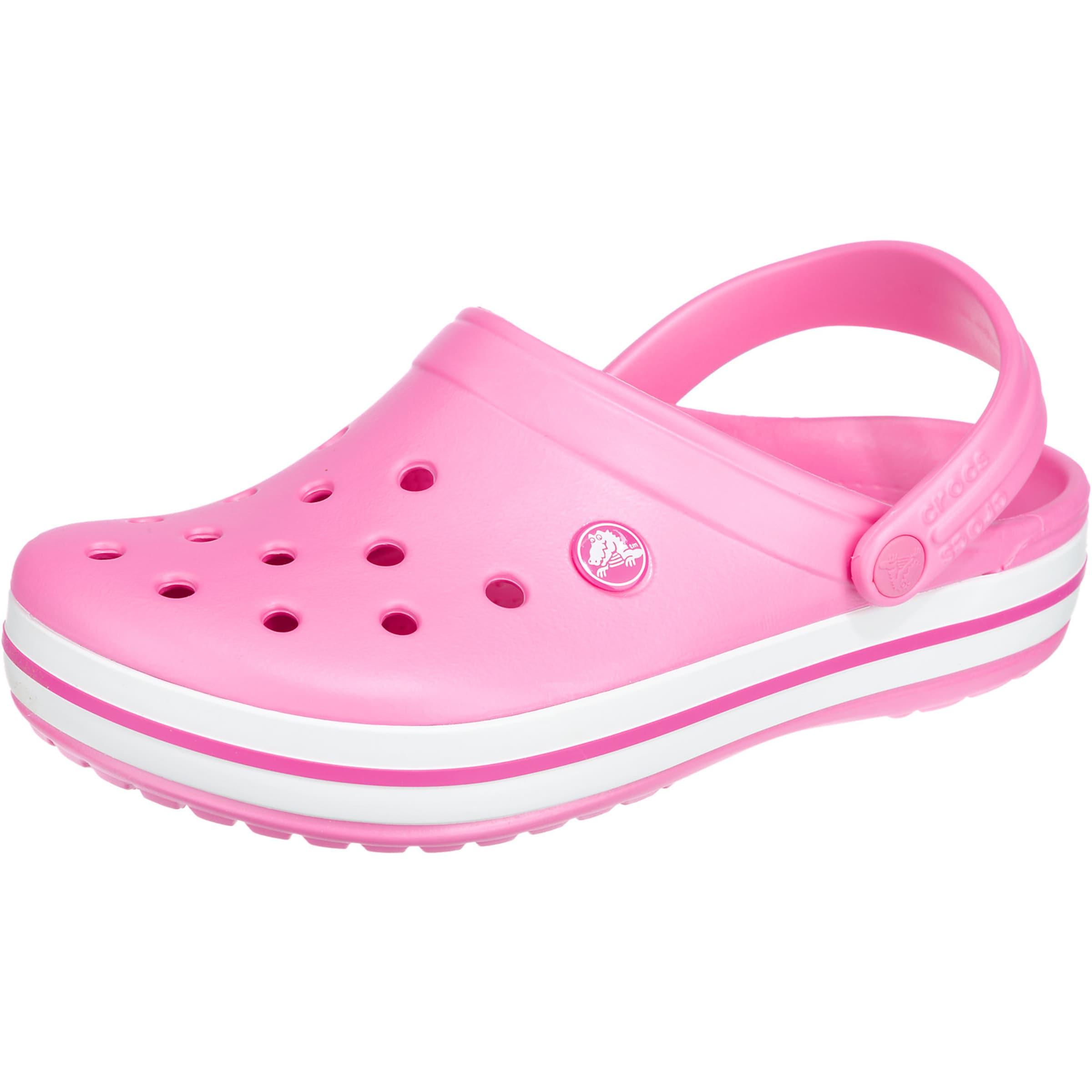 Crocs Clog 'Crocband' mit Fersenriemen