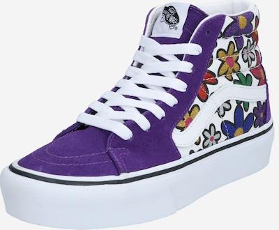 VANS Sneaker 'UA SK8-Hi Platform 2.0' in lila / mischfarben / weiß, Produktansicht