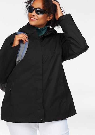 SHEEGO 3-in-1-Funktionsjacke in schwarz, Produktansicht