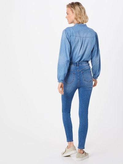 Džinsai 'Hedda' iš ABOUT YOU , spalva - tamsiai (džinso) mėlyna: Vaizdas iš galinės pusės