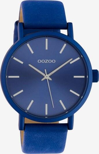 OOZOO Uhr 'C10452' in saphir / silber, Produktansicht