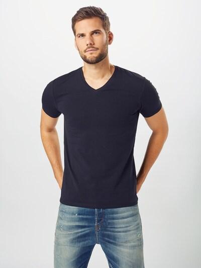 ESPRIT Koszulka w kolorze czarnym: Widok z przodu