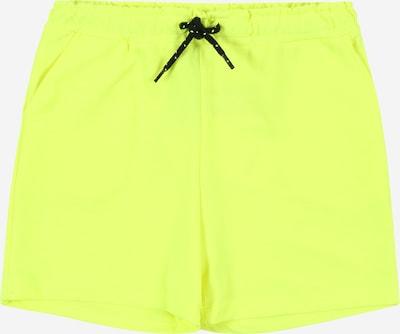 NAME IT Shorts in neongelb, Produktansicht