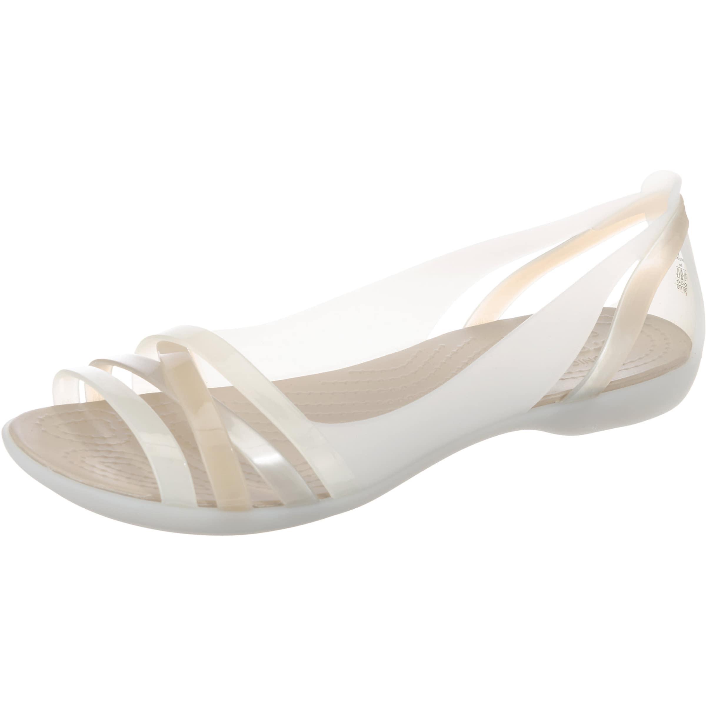 Crocs Isabella Huarache 2 Flat W Klassische Ballerinas