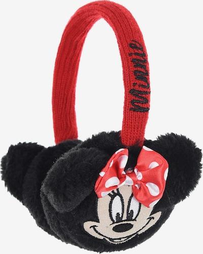DISNEY Ohrenschützer 'Minnie Mouse' in pastellorange / hellrot / schwarz, Produktansicht