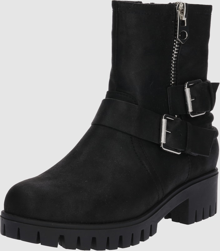 ABOUT YOU Stiefel 'Alexandra Synthetik Bequem, gut aussehend
