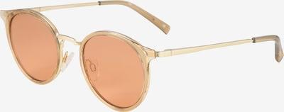 LE SPECS Sonnenbrille 'TORNADO' in beige, Produktansicht