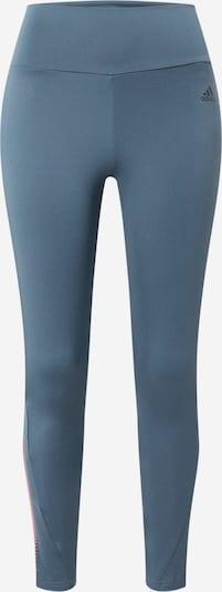 ADIDAS PERFORMANCE Sporthose in blau / rosa, Produktansicht