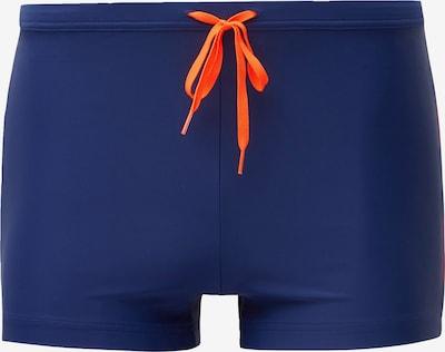 ADIDAS PERFORMANCE Sportzwembroek in de kleur Navy / Sinaasappel, Productweergave