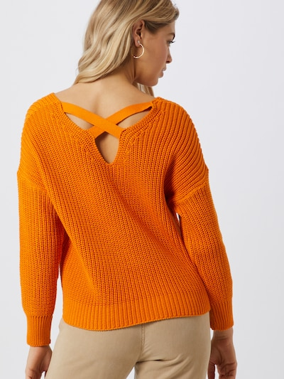 ABOUT YOU Pullover 'Liliana' in orange, Modelansicht