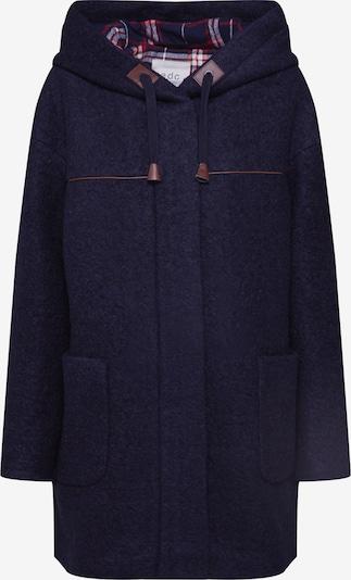 EDC BY ESPRIT Tussenmantel 'Duffle Coat' in de kleur Navy, Productweergave