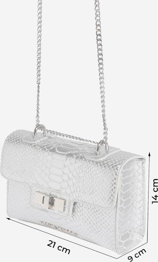 STEVE MADDEN Tasche 'BAXEL' in silber, Produktansicht
