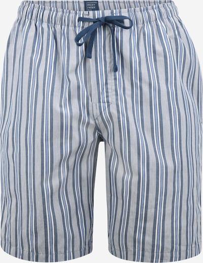SCHIESSER Pantalon de pyjama en bleu, Vue avec produit