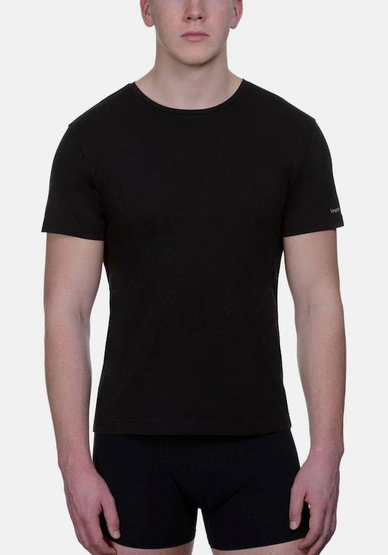 BRUNO BANANI Shirt 'Pure Cotton' (2 Stück)