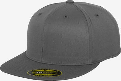 Flexfit Premium 210 Fitted Cap in dunkelgrau, Produktansicht