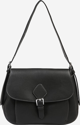 TOM TAILOR Umhängetasche 'Milana' in schwarz, Produktansicht