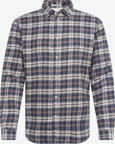 SELECTED HOMME Koszula w kolorze ciemny niebieski / rdzawoczerwony / białym, Podgląd produktu