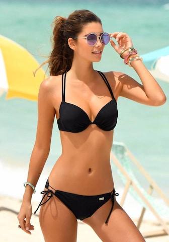 juoda BUFFALO Bikinis
