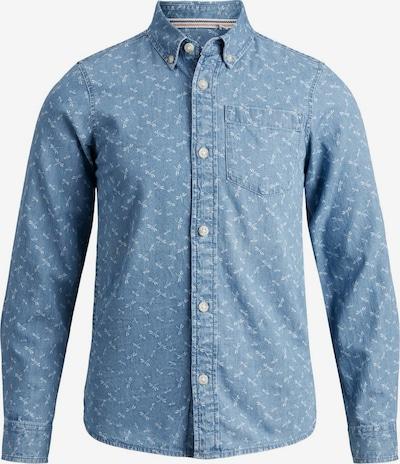 Produkt Overhemd in de kleur Blauw, Productweergave