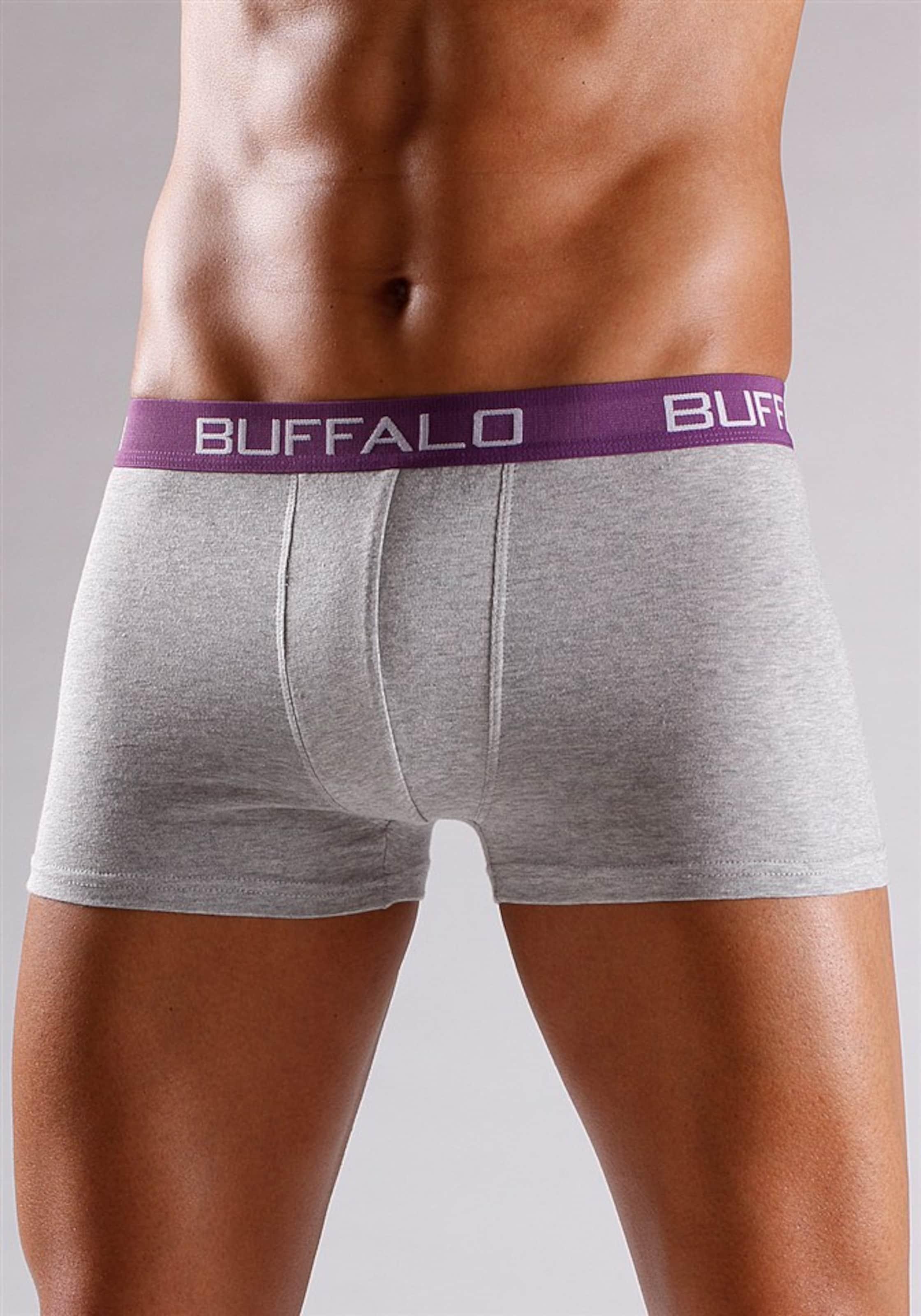 BUFFALO Baumwoll-Boxer (4 Stck.) Billig Verkauf Websites 4NC89