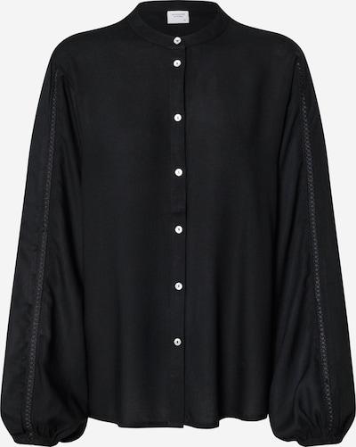 JACQUELINE de YONG Bluse 'SARAH' in schwarz, Produktansicht