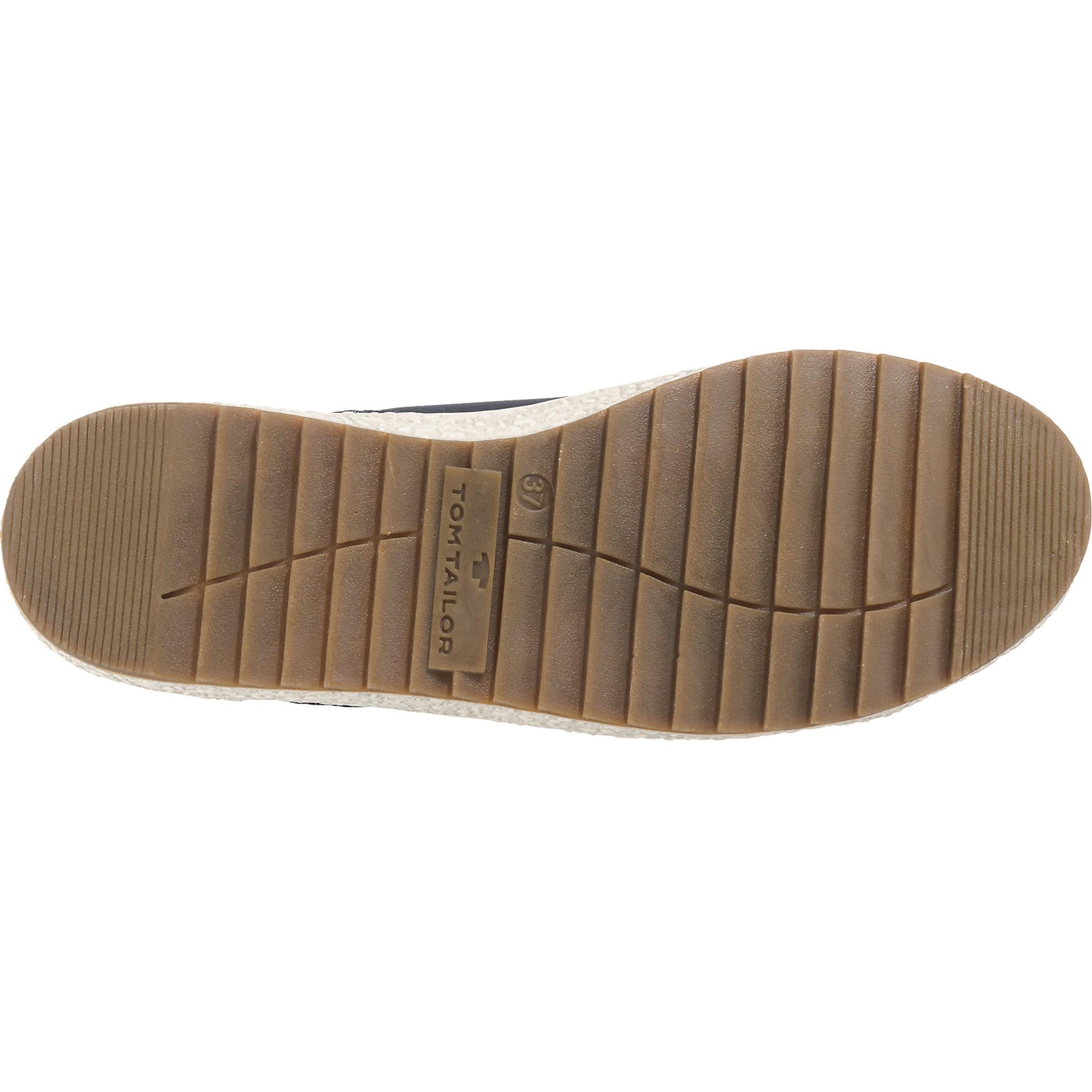 Tailor Sneakers High Tom In Navy LqcjS54RA3