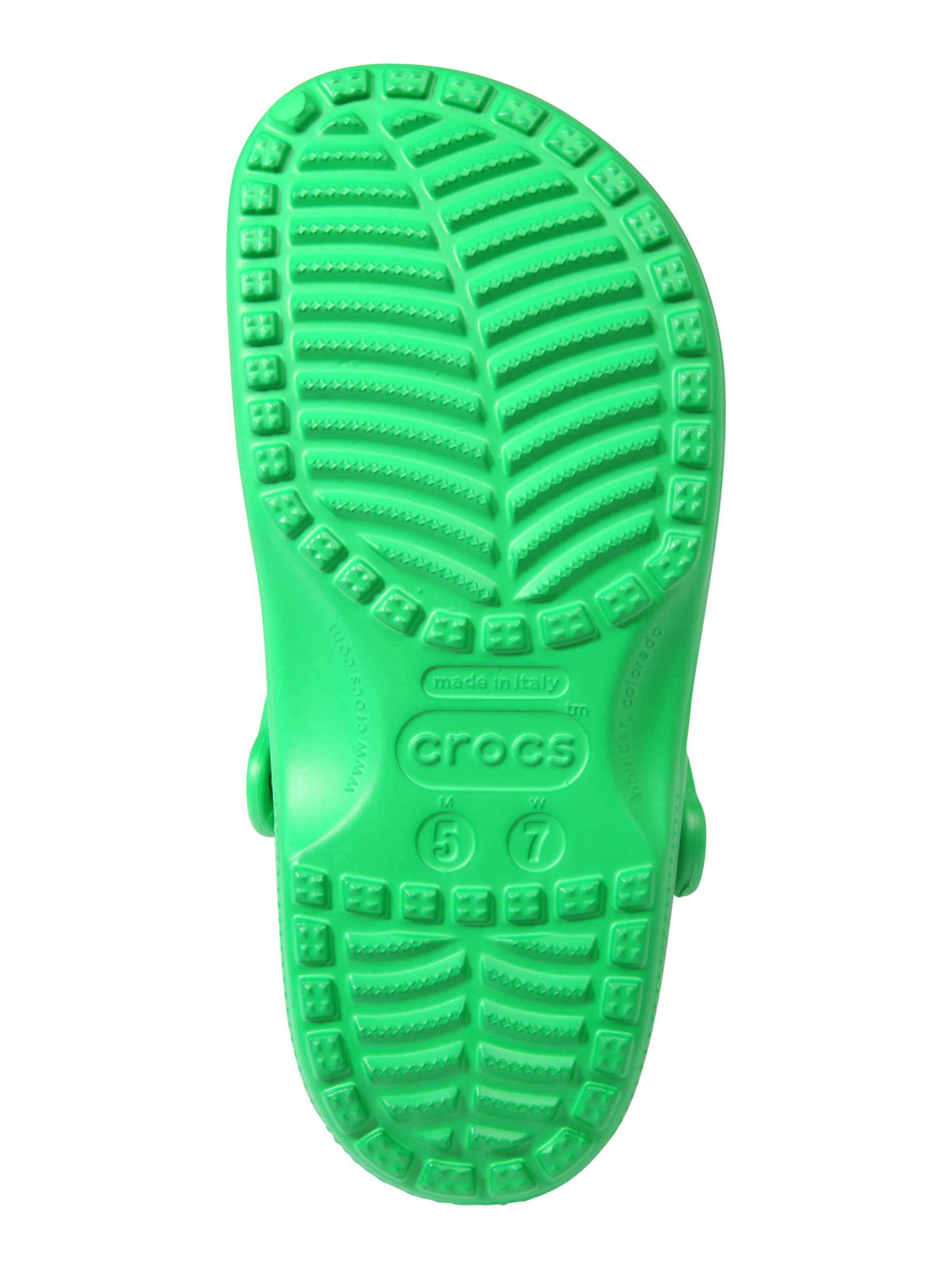 Crocs In 'classic M' Clog Neongrün DIY9EW2H