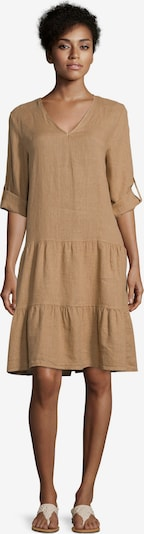 Cartoon Kleid in beige, Produktansicht