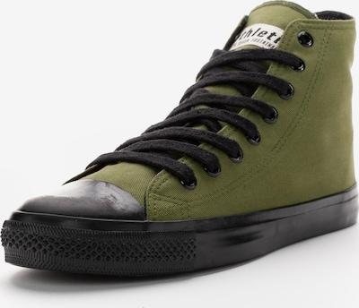 Ethletic Sneaker in oliv / schwarz, Produktansicht