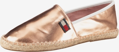 Tommy Jeans Selia 7y Espadrilles in pink, Produktansicht