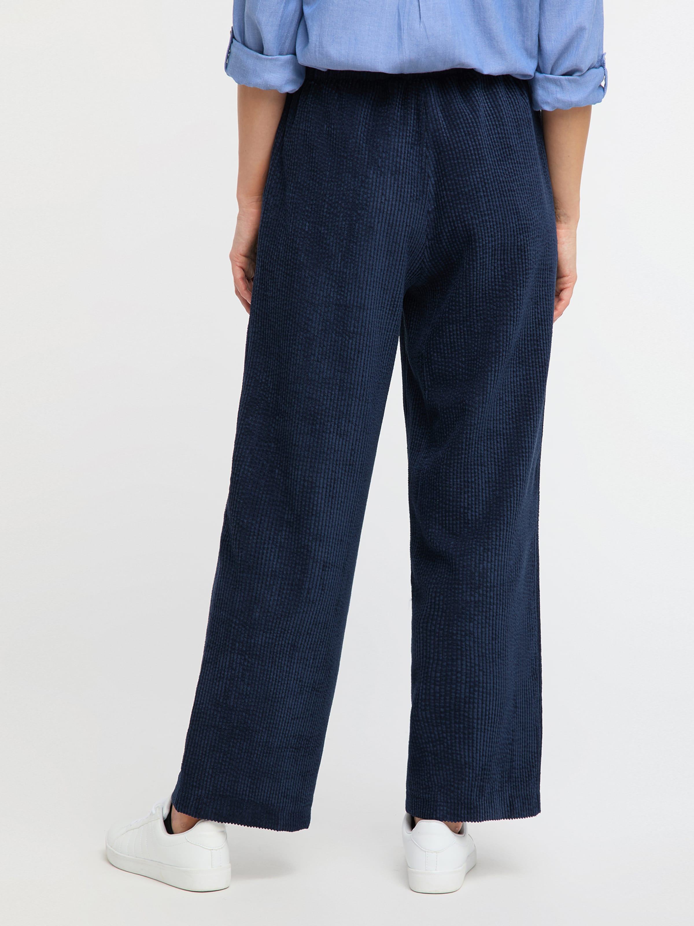 'sandriana' Nyc En Pantalon Fashion Bleu Broadway Foncé shtrCxdBQ