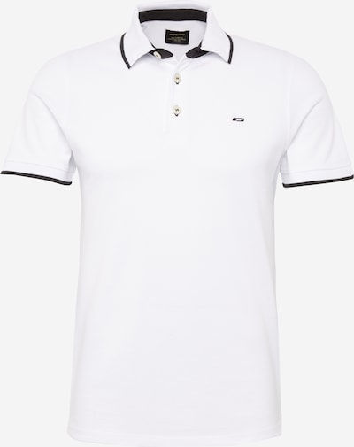 JACK & JONES Shirt in de kleur Wit, Productweergave