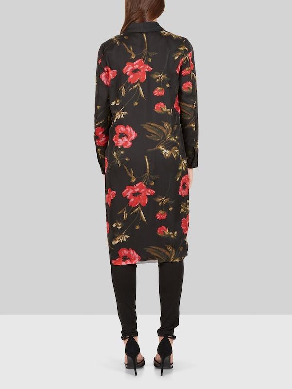 Y.A.S Kimono in rot   schwarz  Markenkleidung für für für Männer und Frauen 243270