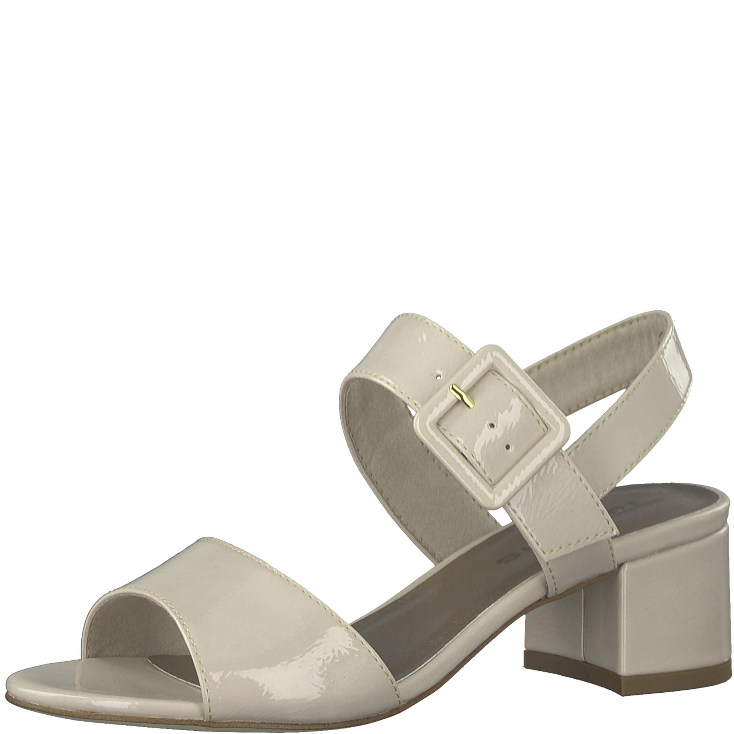 TAMARIS Blockabsatz Sandale Verschleißfeste Verschleißfeste