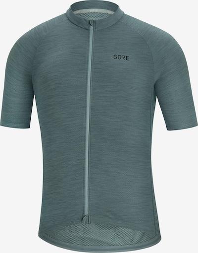 GORE WEAR Fahrradtrikot 'GORE® C3 Trikot' in schwarzmeliert, Produktansicht