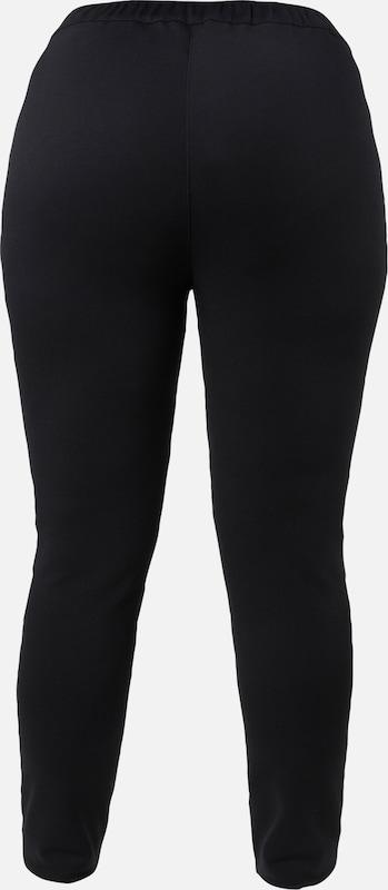 Ulla Ulla Ulla Popken Leggings in schwarz  Mode neue Kleidung 60856d