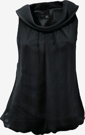 heine Bluse i sort, Produktvisning