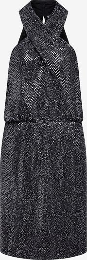 Noisy may Kleid 'NMNIGHT S/L DRESS 6' in schwarz / silber, Produktansicht