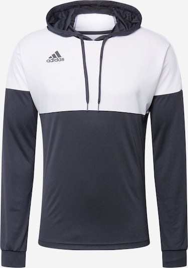 ADIDAS PERFORMANCE Sweatshirt 'Legend Shooter' in schwarz / weiß, Produktansicht