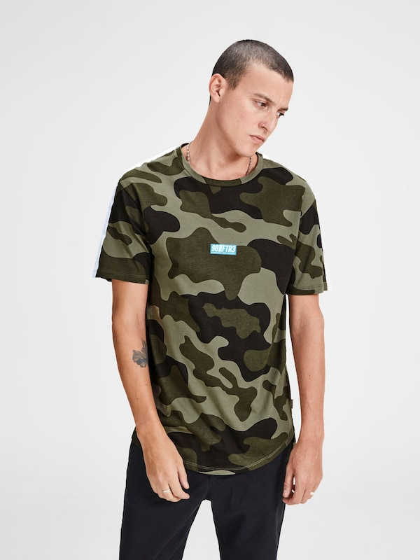 JACK & JONES Extra-langes T-Shirt
